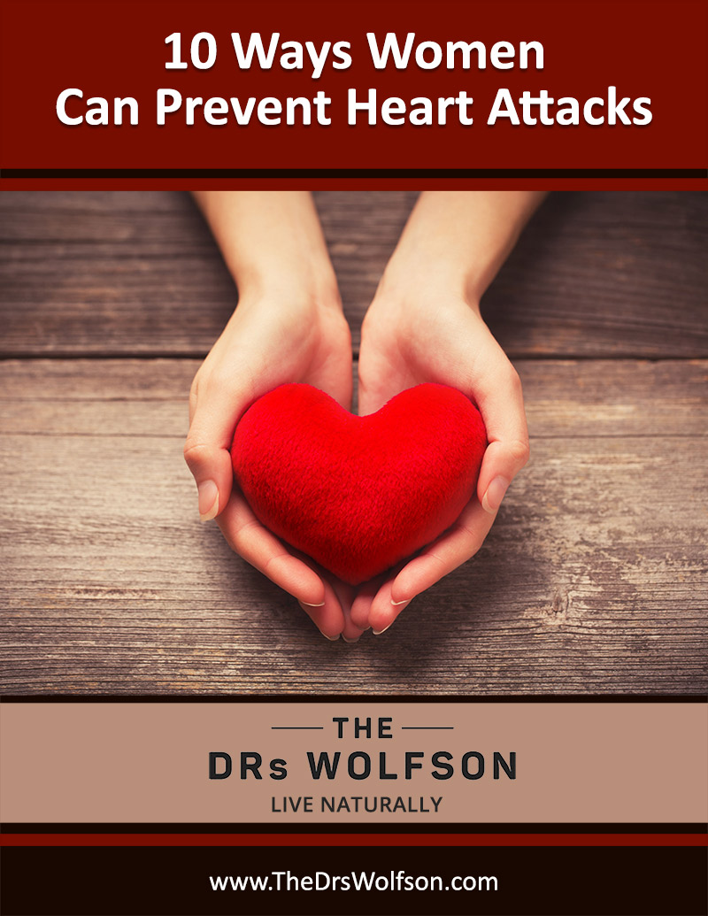 10 Ways Women Can Prevent Heart Attacks