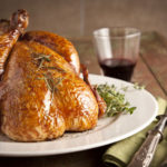 Rosemary Garlic Honey-Glazed Turkey – Recipe from The Drs. Wolfson