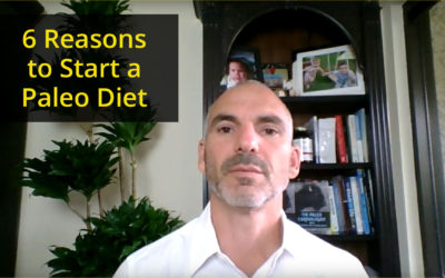 6 Reasons You Need to Start Paleo Nutrition