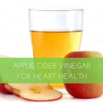 Apple Cider Vinegar For Heart Health