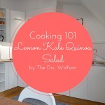 How to Make Lemon Kale Quinoa Salad