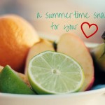 Summertime Fruit That Is Heart Healthy