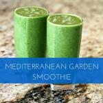 Mediterranean Garden Smoothie