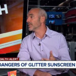 Is Glitter Sunscreen Safe?
