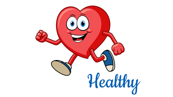 Image result for heart health cartoon hd