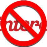 Pinterest Attacks Freedom of Speech Rights