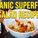 Organic Breakfast Alternative | Superfood Breakfast Salad